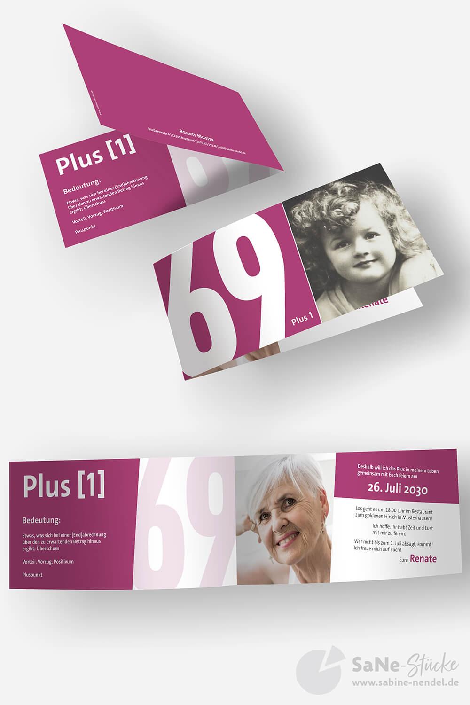 Einladung-70-Geburtstag-Plus-Lila