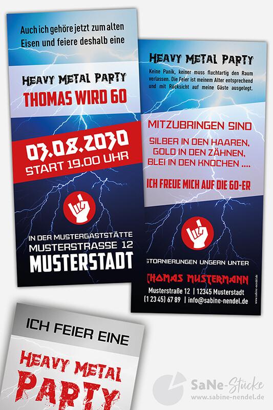 Einladungskarten-60-Geburtstag-Heavy-Metal