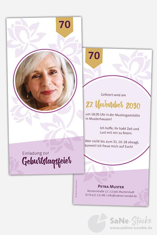 Einladung-70-Geburtstag-Blumen