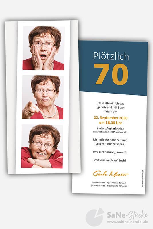 Einladungskarten-70-Geburtstag-Foto