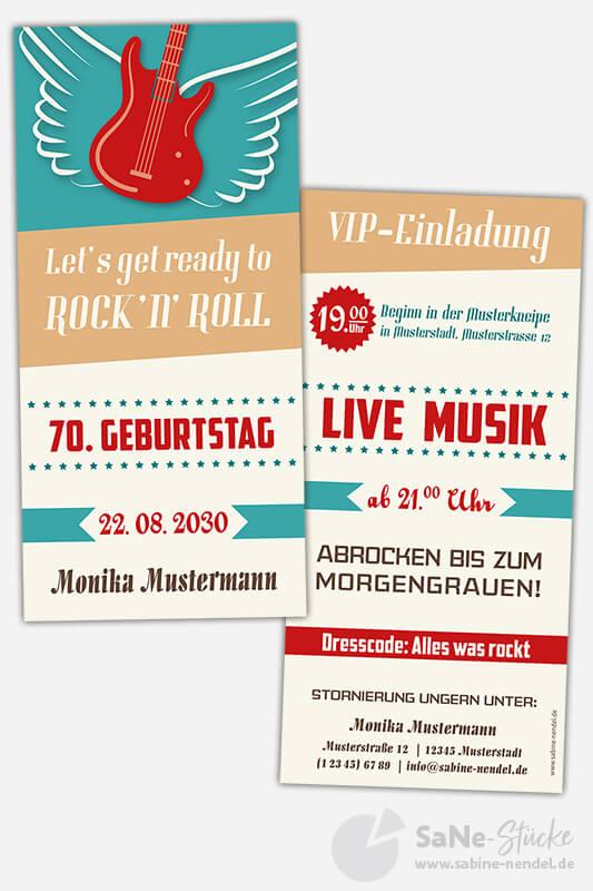 Einladungskarten-70-Geburtstag-Rock-N-Roll