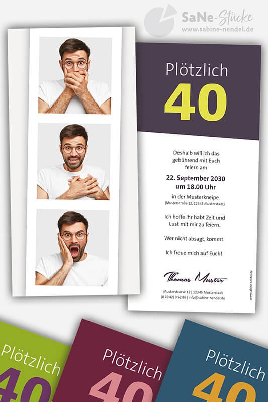 Einladungskarten-40-Geburtstag-Foto