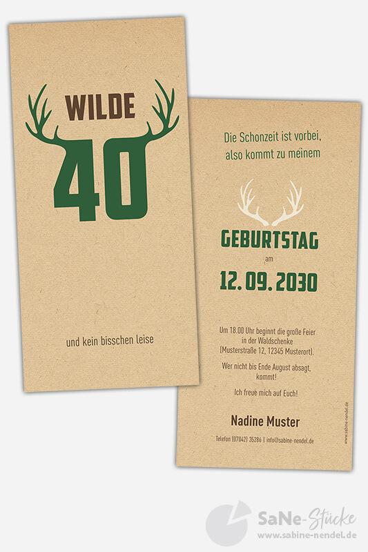 Einladungskarten-Geburtstag-Jaeger-40-gruen