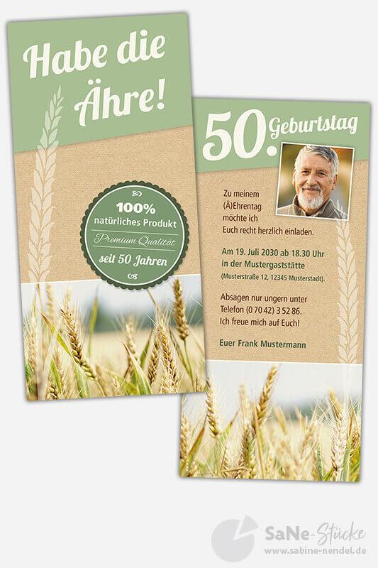 Einladungskarten-Geburtstag-Landwirt-50-Foto