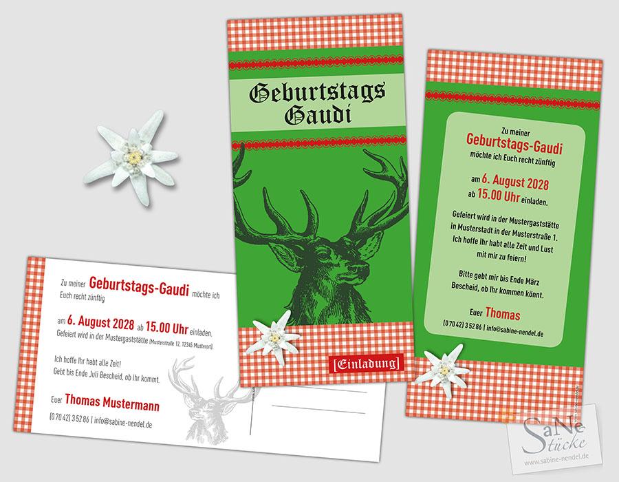 SaNe_Stuecke_Einladungskarte_Geburtstag_Hirsch_ws7