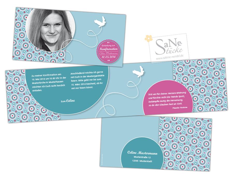 SaNe_Stuecke_Einladungskarte_Konfirmation_Taube