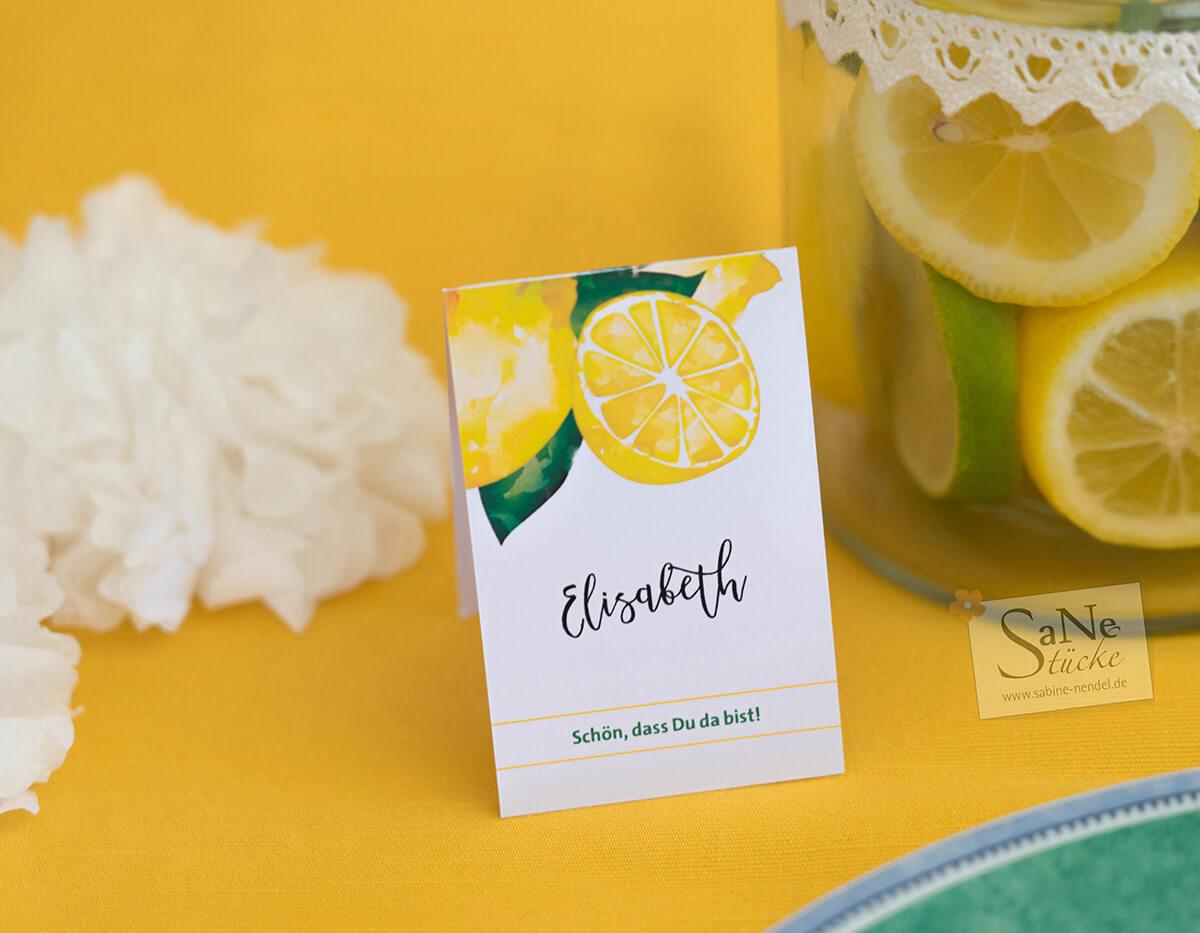 SaNe_Stuecke_Tischkarten_Hochzeit_Zitronen_Deko_ws